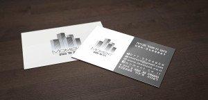 כרטיסי ביקור מנהל מכירות