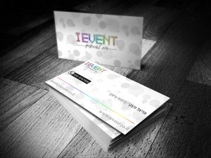business card design online