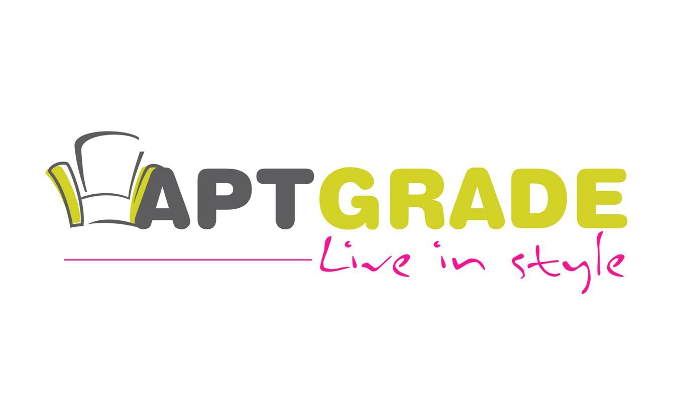 לוגו לאפטגרייד עיצוב פנים
